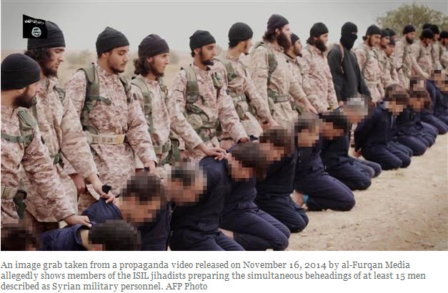ISIS Beheaders