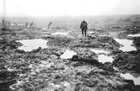 Passchendaele. William Rider-Rider, Library and Archives Canada, PA-002165